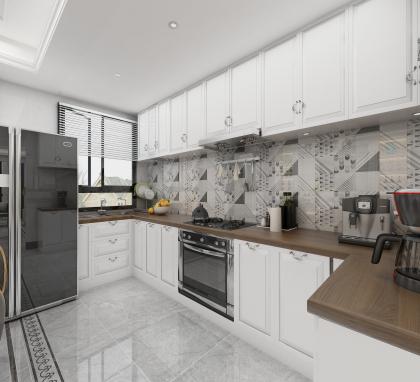 善建人家1.2.3栋01户型厨房