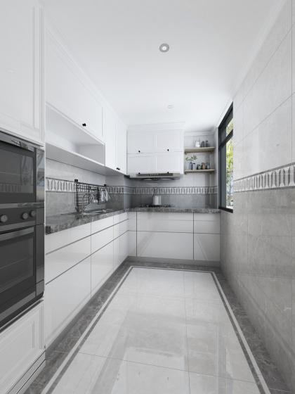 思麦尔-聚缘中心A户型 厨房
