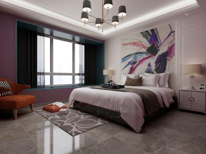新古典臥室