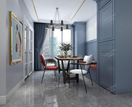 融創·濟寧府高層138戶型客餐廳