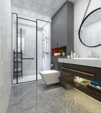 海倫國際5棟01衛浴
