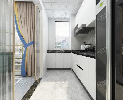 德杰·狀元府邸A1廚房
