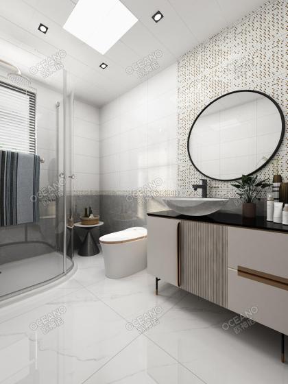 大將財富廣場127平戶型衛浴