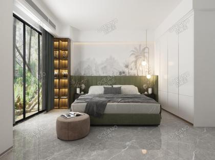 頡冠·頤博園現代臥室