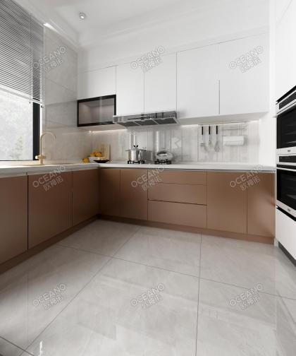君匯·活力城130平現代廚房