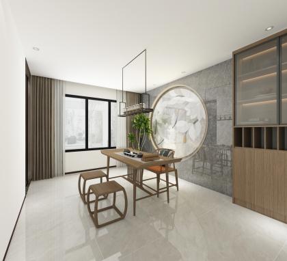 景成新城153戶型茶室