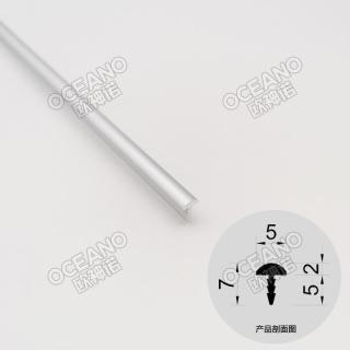 FX-LP623A弧形丁字條