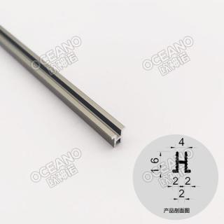 FX-LP224A木飾面過渡凹槽